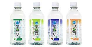 Jelly Aloe Beverages - This Flavored Aloe Water is Highly Hydrating and Packed with Nutrients