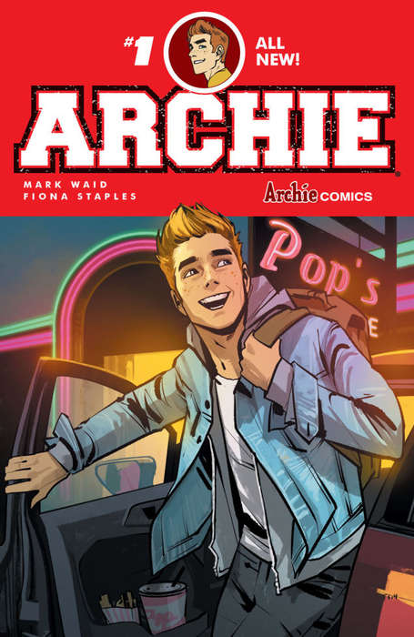 Iconic Comic Makeovers - Archie Comics is Receiving an All New Re-launch After 75 Years