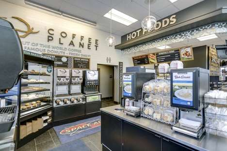 Space Age Travel Centers - The Flagship Space Age Fuel Store is the Brand's Only Travel Center