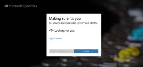 Personalized Authentication Systems - 'Windows Hello' Gets to Know Users on a Very Personal Level