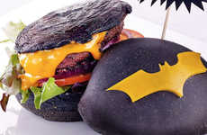 Superhero Burger Buns