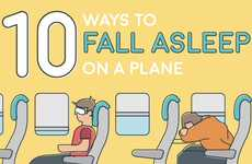 Air Travel Sleeping Guides