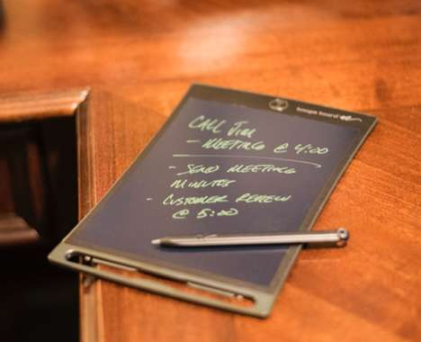 Electronic Notepads
