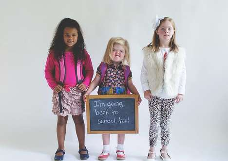Inclusive Disability Campaigns - This Back to School Campaign Stars Young Models with Disabilities