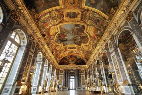 Historic Chateau Hotels - The Palace of Versailles is Adding Hotel Accommodation for Tourists