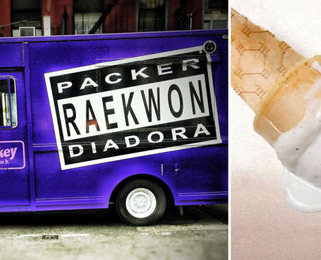Rapper Ice Cream Trucks
