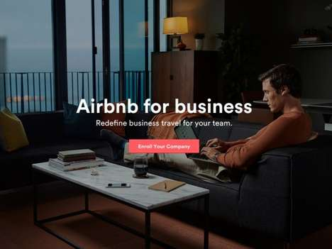 Private Business Traveler Abodes - The Airbnb Business Travel Program Provides Private Accomodations