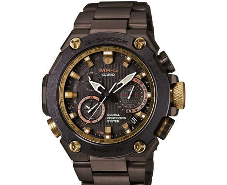 Luxe Shock-Resistant Watches