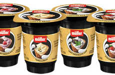 Muller's Ice Cream Yogurt Takes Inspiration from Frozen Treats