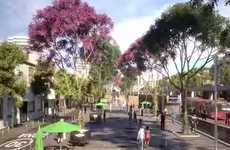 Multifunctional Urban Parks - Mexico City Will Transform Its Busiest Road Into an Urban Park