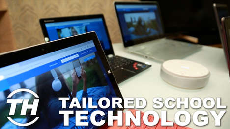 Tailored School Technology - Elaine Mah Reveals How Intel Matches Students with Back to School Tech