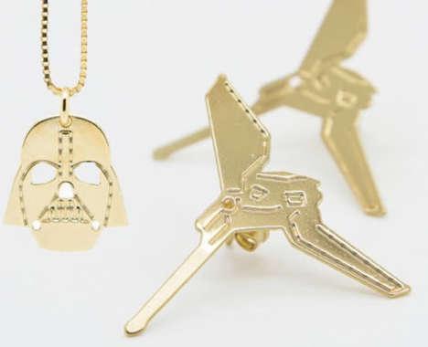 Sci-Fi Jewelry Sets