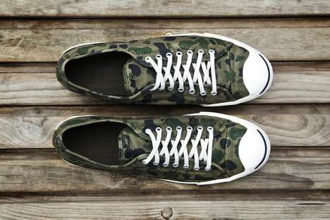30 Camo Print Products - From Military-Inspired Accessories to Luxurious Camouflage Cars