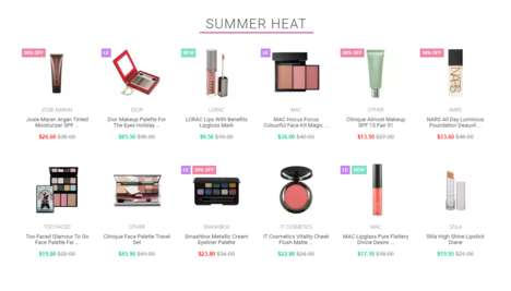 Used Makeup Retailers - Glambot Santizes Shoppers' Old Makeup and Resells It at Discounted Prices
