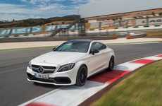 The C 63 Coupe is the Most Sporty Mercedes C-Class Ever