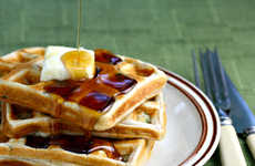 From Tantalizing Turkey Waffles to Breakfast Waffle Nachos