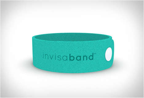 Mosquito-Repelling Bracelets - This Handy Wearable Device Helps to Keep Bugs at Bay