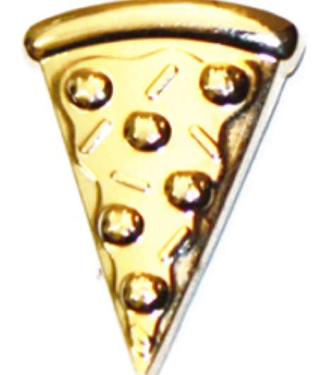 55 Fashionable Foodie Accessories - From Breaded Earrings to Pizza Friendship Necklaces