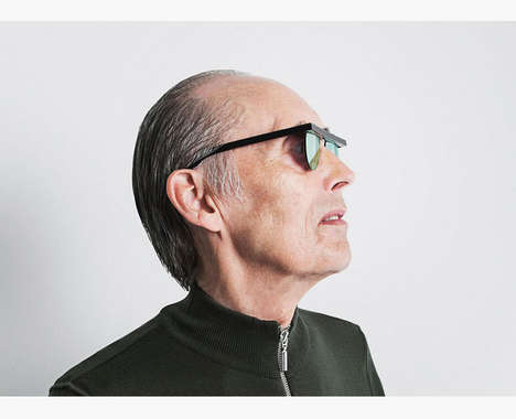 Geometric Eyewear Accessories