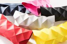 Geometric Paper Clutches