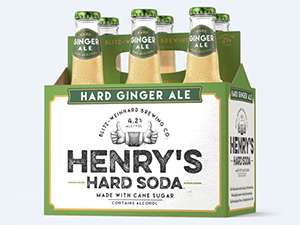 Soda Beer Hybrids - This Boozy Beverage from MillerCoors Combines Smooth Ale and Sweet Soda