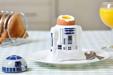 38 Nerdy Kitchen Accessories - From Galactic Kitchen Collections to Time Machine Spatulas