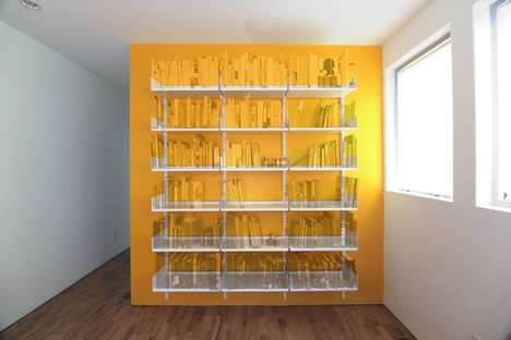 Modular Shelving Solutions - 'Kernel Modular Shelving' is an Inexpensive Alternative to Built-Ins