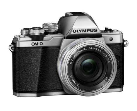 Retro-Inspired Cameras