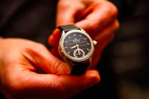 This Frederique Constant Smartwatch Pairs Refined Design with Tech