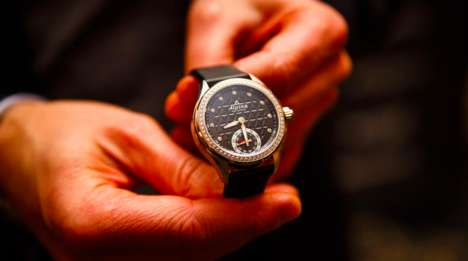 Swiss Analog Smartwatches - This Frederique Constant Smartwatch Pairs Refined Design with Tech