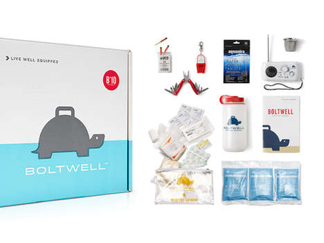 Essential Emergency Kits - Boltwell's Emergency Kit Keeps You Prepared for the Unexpected