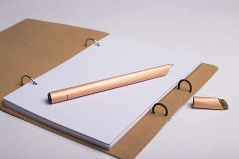Note-Taking Smartpens - This 'Styleograph' Digital Pen Automatically Records What You Write