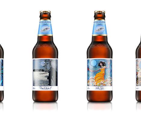 Storytelling Beer Labels
