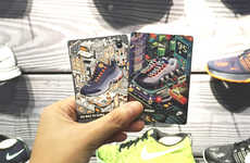 Sneaker Trading Cards - 'Air Max 95' Trading Cards are Sold in Vending Machines