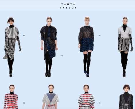 Rebranded Fashion E-Commerce Sites