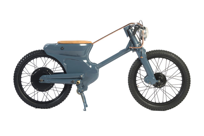 Customized Electric Bikes