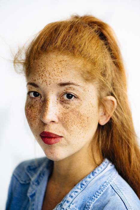 Diverse Redhead Portraits - This Hair Photography Series Shows That Not All Redheads are White