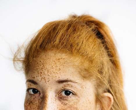 Diverse Redhead Portraits