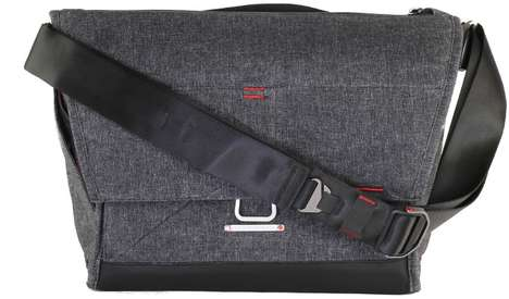 Adaptable Camera Bags - The 'Everyday Messenger' is a Multipurpose Camera Bag