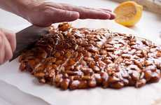 Homemade Nut Brittles