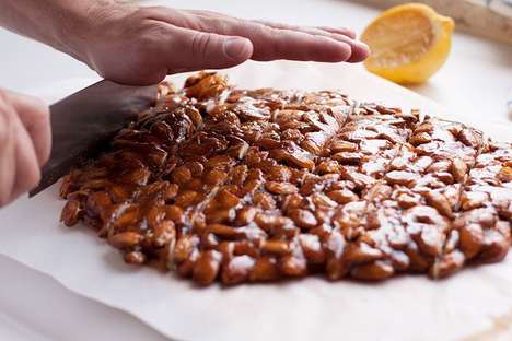 Homemade Nut Brittles - This Sicilian Recipe Only Requires Two Ingredients to Make
