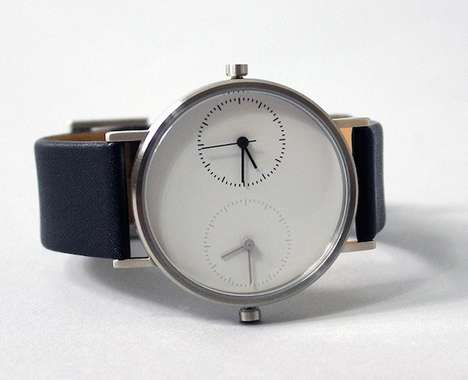 Dual Time Zone Watches