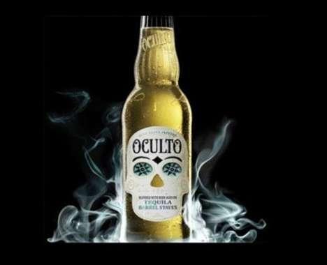 Pressure-Sensitive Beer Labels