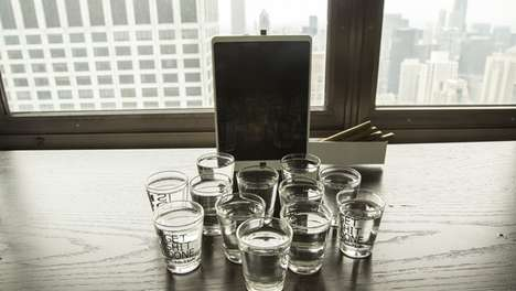 Deceptive Tablet Flasks - This Tricky Liquor Flask is Designed to Mimic an Apple iPad