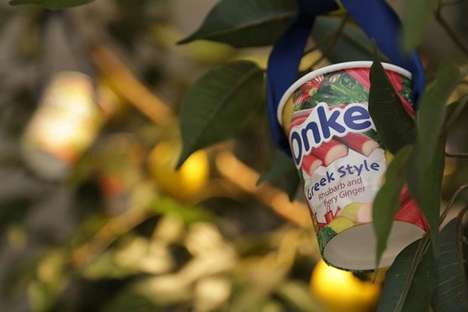 Grove-Inspired Yogurt Experiences - Onken Recently Held a Yogurt-Themed Fruit Grove Pop-Up in London