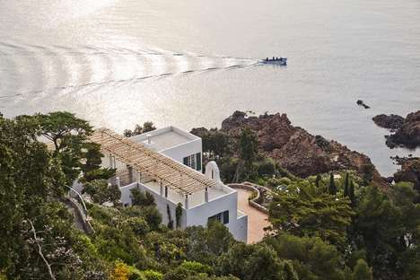 Upgraded French Villas - This Heritage Villa is Getting a Modern Renovation
