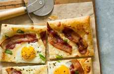 Bacon-Topped Breakfast Tarts