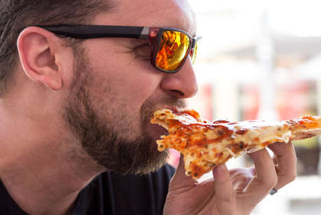 Competitive Pizza Festivals - Young & Foodish's London Pizza Festival Features Six Top Adversaries