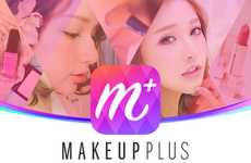 Makeup-Applying Apps - This App Makes the Process of Taking a Makeup Selfie Easy