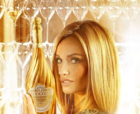 Model-Inspired Champagnes